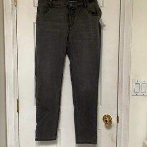 Old Navy Women's Super Skinny Mid-rise Jeans 14
